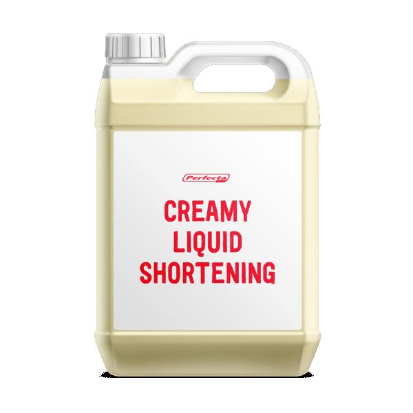 Perfecta Creamy Liquid Shortening